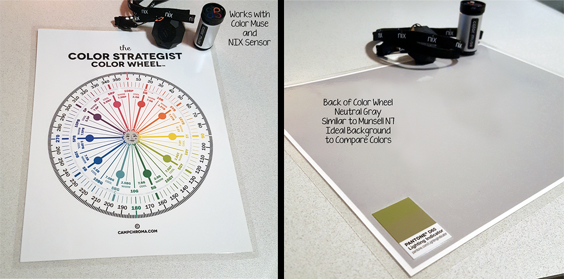 The Color Strategist Color Wheel