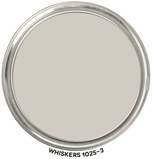 Whiskers 1025-3 by PPG Paint Blob