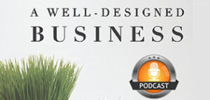 a well designed business podcast about color