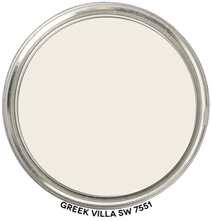 Expert Scientific Color Review Of Greek Villa 7551 By Sherwin Williams