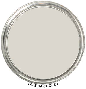 Pale Oak OC-20 by Benjamin Moore