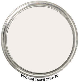 Vintage Taupe 2110-70 by Benjamin Moore Paint Blob