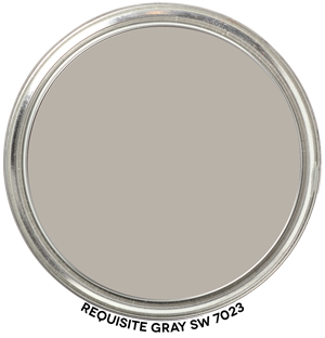 Expert Scientific Color Review Of Requisite Gray 7023 By Sherwin Williams