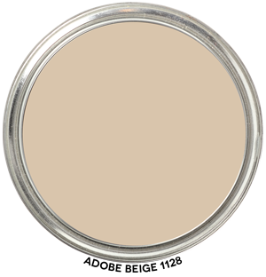 Paint Blob Adobe Beige 1128 by Benjamin Moore