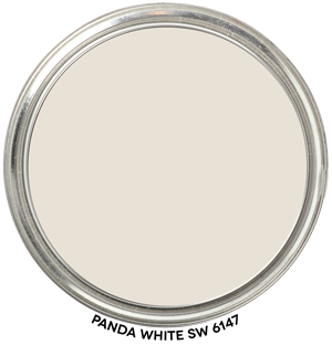 Paint Blob Panda-White-SW-6147