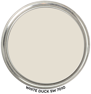 Paint Blob White-Duck-Sw-7010