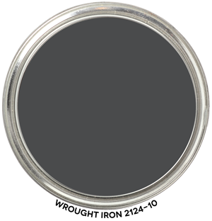 Paint Blob Wrought-Iron-2124-10